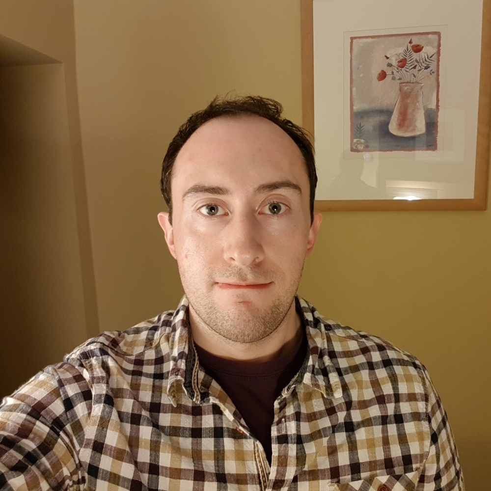 Dr Francis Quinn clutter researcher
